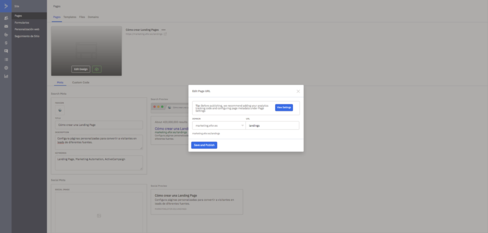landing pages integration with activecampaign