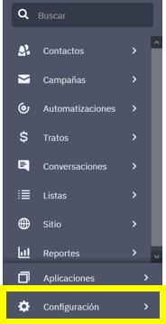 crear usuarios en activecampaign