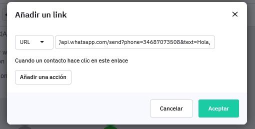 ActiveCampaign whatsapp integration