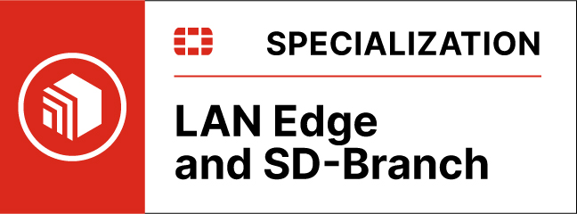 LAN Edge and SD-Branch