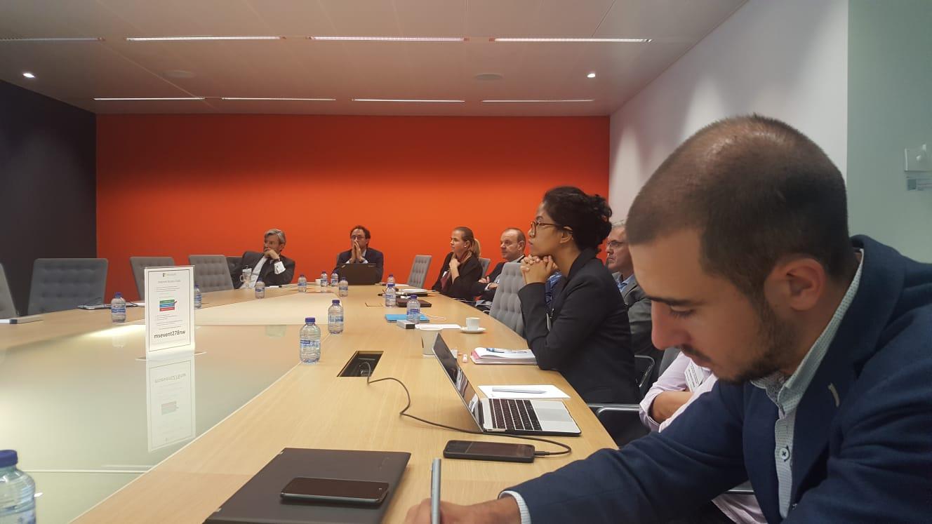Evento IoT Bruselas