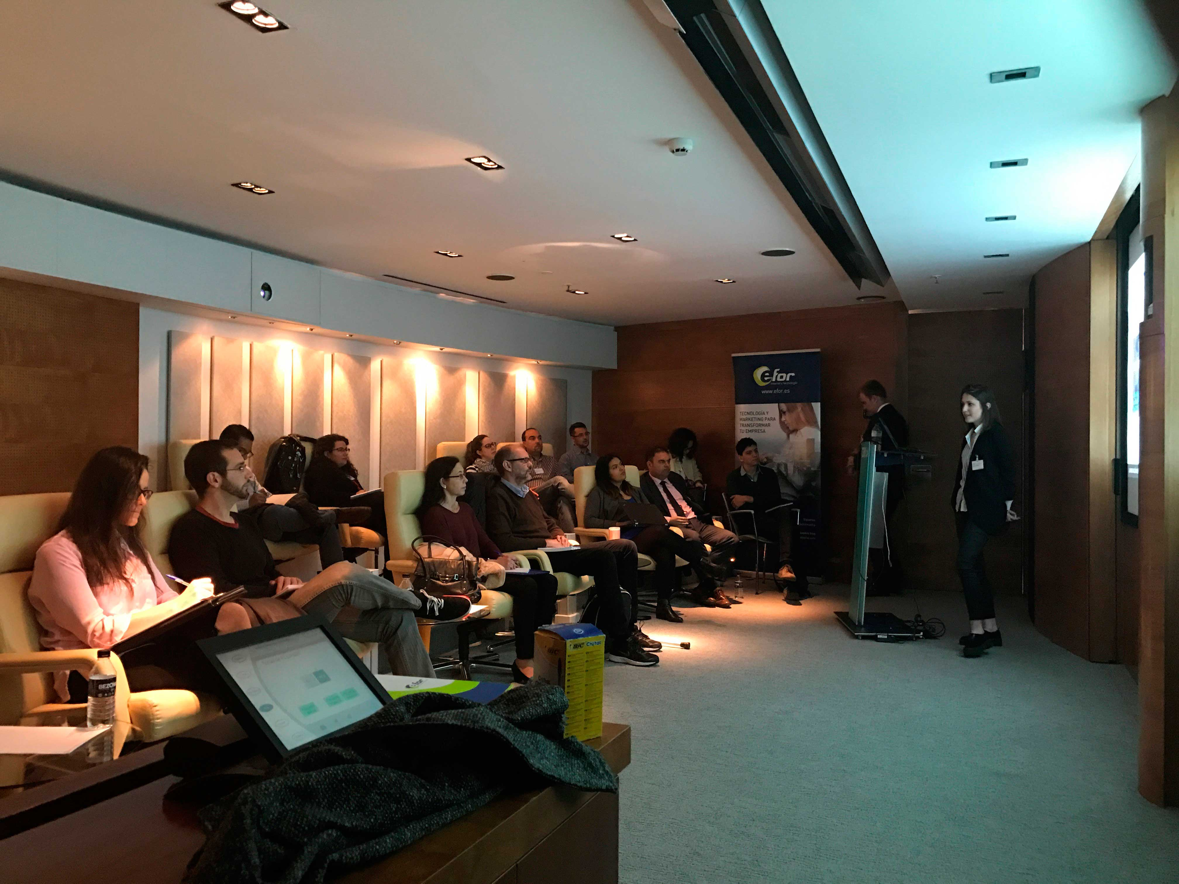 Evento SPSS y Watson