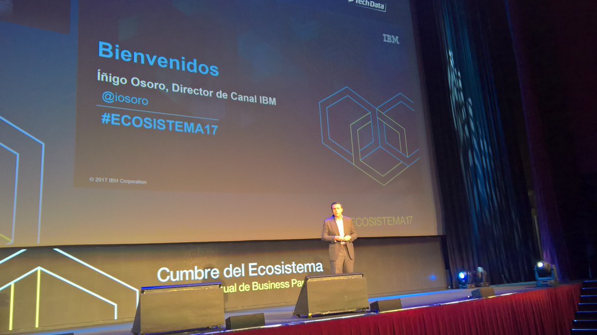 ICumbre Ecosistema IBM 2017