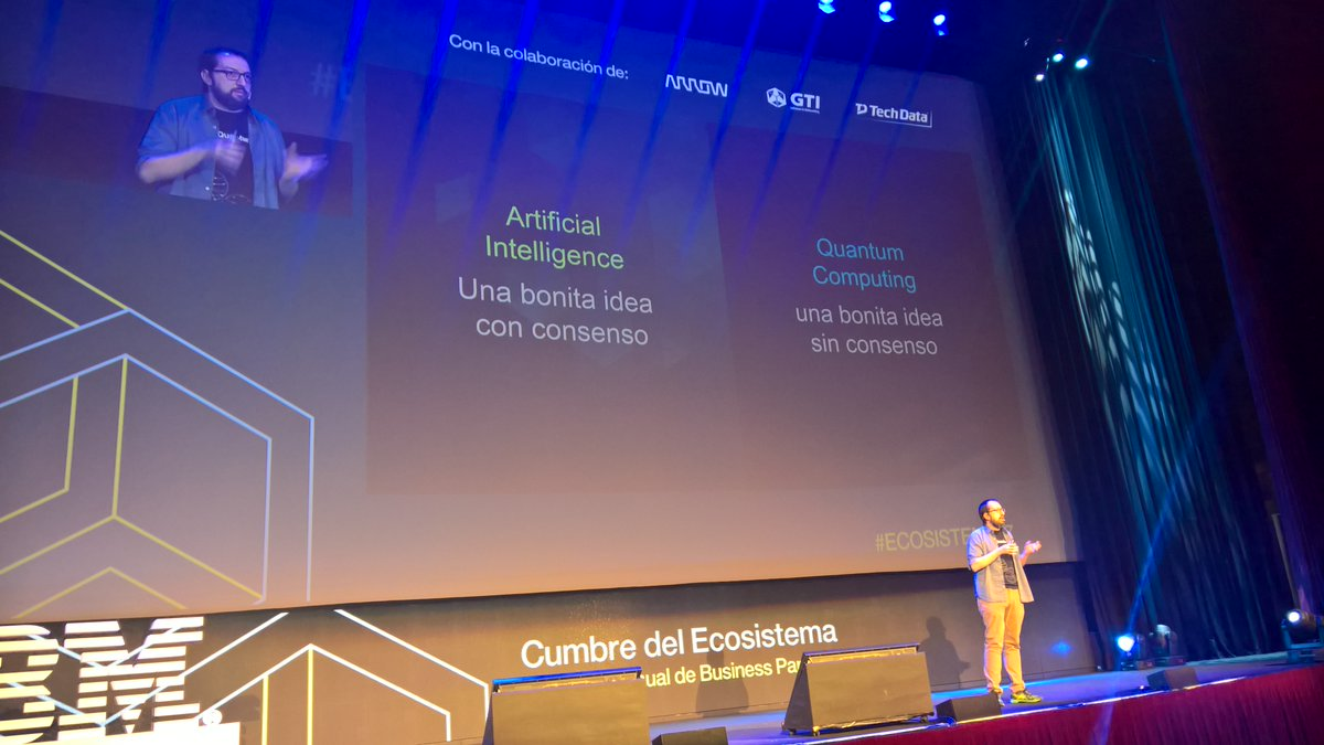 Cumbre Ecosistema IBM 2017