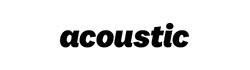 Acoustic Campaign