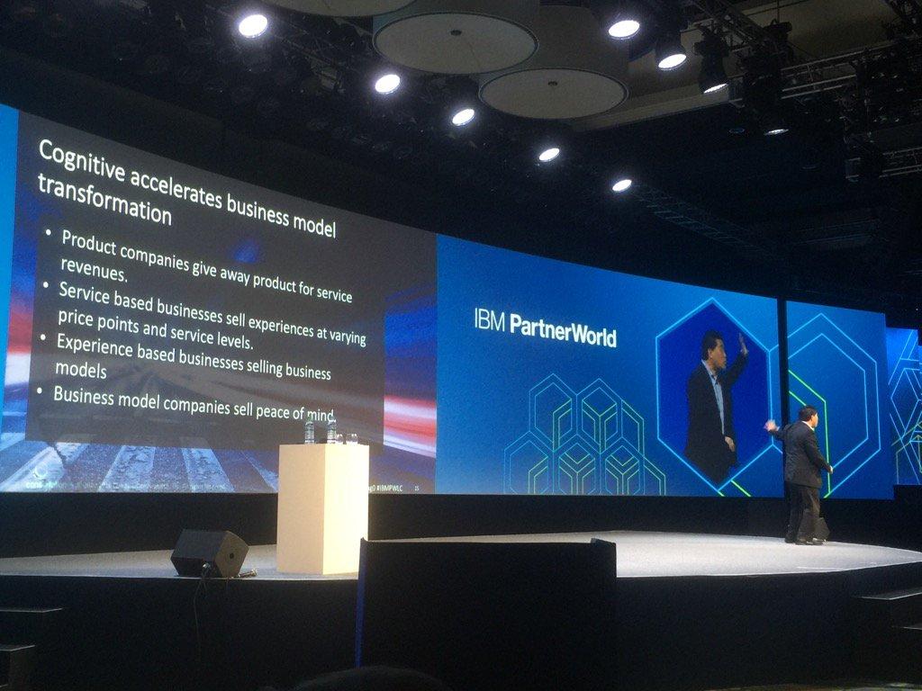 EFOR viaja a Orlando para el IBM PartnerWorld Leadership Conference