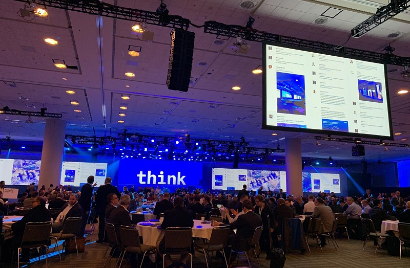 IBM PartnerWorld - Think 2019