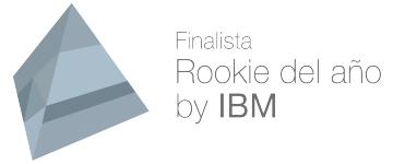 Finalista partner IBM Rookie del año