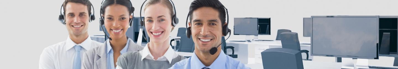 Centro de atención a usuarios, equipo al servicio de tu cliente