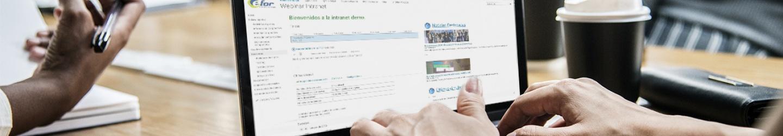 Cómo crear una sencilla intranet y extranet con SharePoint