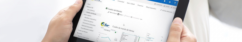 Gestiona, comparte y colabora con SharePoint online y Office 365