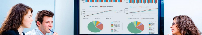Evento Madrid Business Intelligence: Cuadros de Mando, Big Data y Real Time Analytics