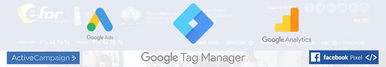 Google Tag Manager como centro de control de tu sitio web