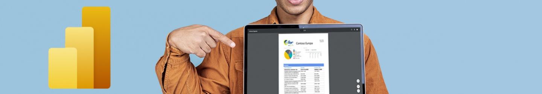 Construye tus informes paginados con Power BI