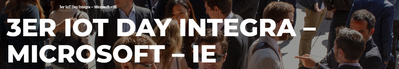 IoT DAY: El poder del Internet de las Cosas en el mundo de los negocios
