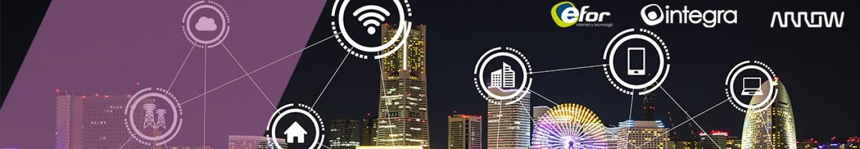 4º IoT DAY EFOR - INTEGRA - ARROW: El mundo del IoT desde muchos puntos de vista