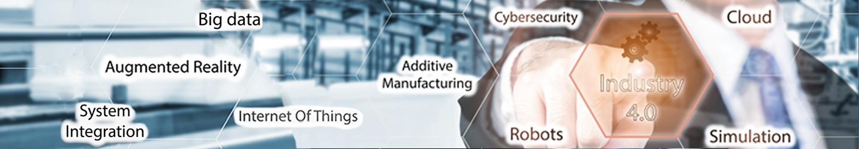 Industria 4.0: Impresión 3D, Realidad Mixta e IoT
