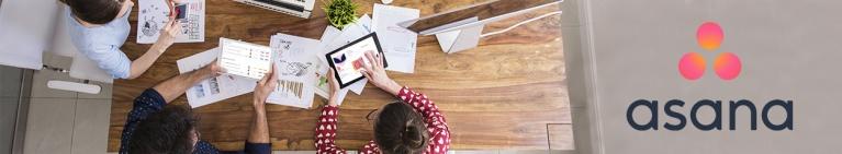 ASANA: Tu herramienta colaborativa y flexible para colaborar entre los diferentes departamentos de tu empresa