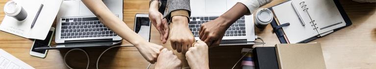 Transforma tu organización: haz que la colaboración sea más inteligente