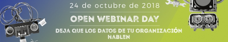 OPEN WEBINAR DAY - INTELIGENCIA ARTIFICIAL Y BIG DATA