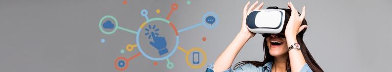 El Futuro en el Presente: Espacios virtuales Interactivos para Empresas