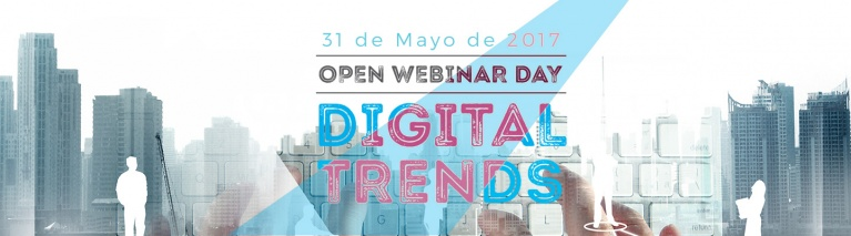 OPEN WEBINAR DAY - DIGITAL TRENDS