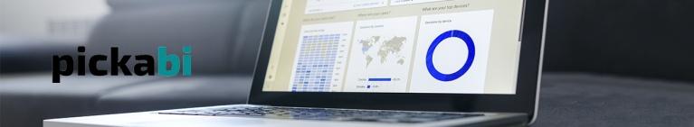 PICKABI, el servicio definitivo que te permite compartir cuadros de mando de Power BI