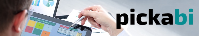 Descubre PICKABI, el nuevo servicio para compartir cuadros de mando de Power BI