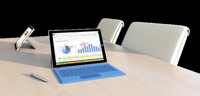 Conoce en vivo la tablet que sí sustituye al portátil: Surface Pro 3