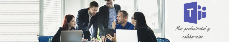 Comunicarte con todo tu equipo nunca fue tan fácil como con Microsoft Teams