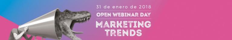 OPEN MARKETING WEBINAR DAY - MARKETING TRENDS