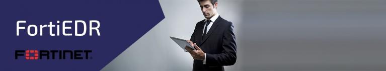 FortiEDR: la solución avanzada de protección de puesto de usuario