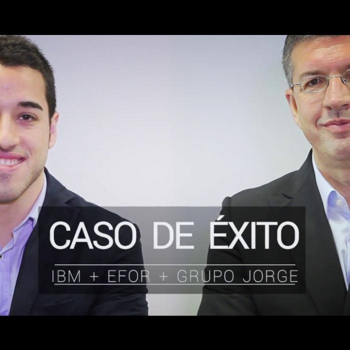 Embedded thumbnail for Caso de éxito Grupo Jorge